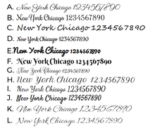 Customizable Coordinates Print (Gold, Rose Gold, Silver or No Foil ONLY | 4x6 or 5x7)