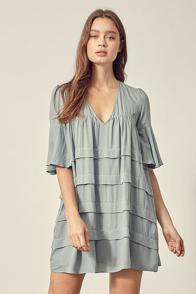 IVY BOHO BABYDOLL DRESS