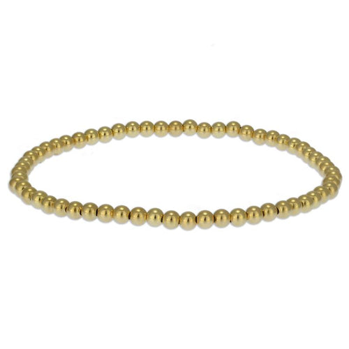 JULIANA 3MM BEADED BRACELET