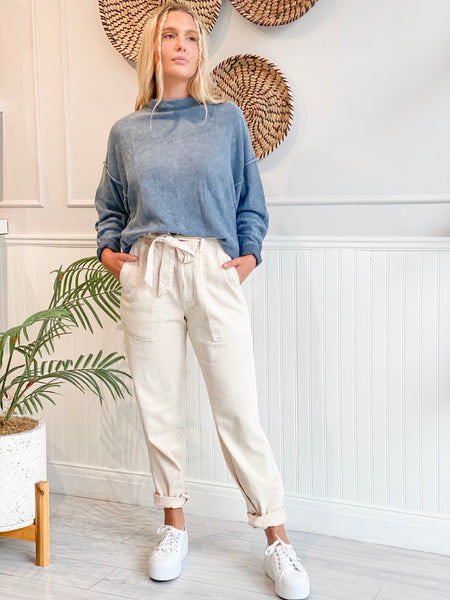 BEVERLY SAND PANTS