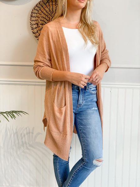 LYON LIGHT BOYFRIEND CARDI