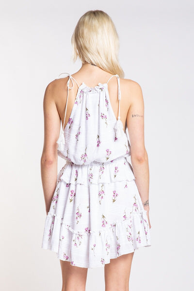 PROVENCE FLORAL DRESS