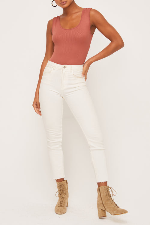 ACE CRISS CROSS BODYSUIT