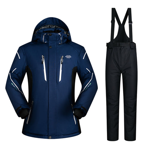 Mens Alpine Ski Suit