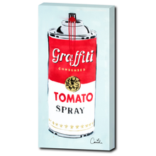 Campbell's Tomato Spray. <br> (Clean Can)
