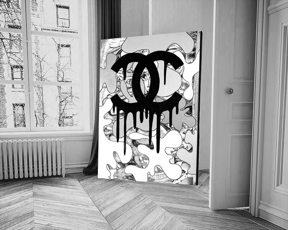 Chanel Graffiti