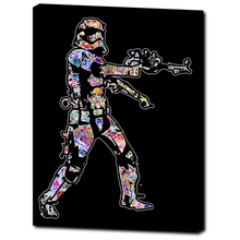 Sticker Trooper <br><b><font color=red>NEW!</b></font>