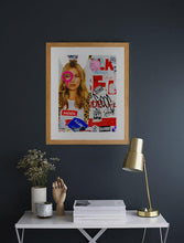 Kate Moss - Framed Poster