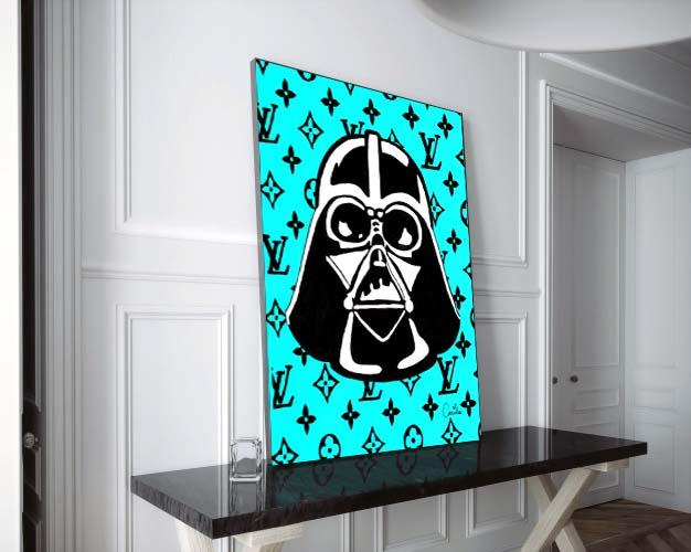 Louis Vuitton x Ice Darth Vader