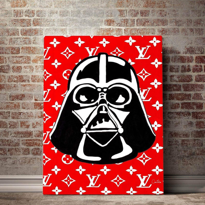 Louis Vuitton x Darth Vader