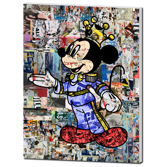 Mickey Mouse <br><b><font color=red>NEW!</b></font>