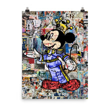 Mickey Mouse Poster