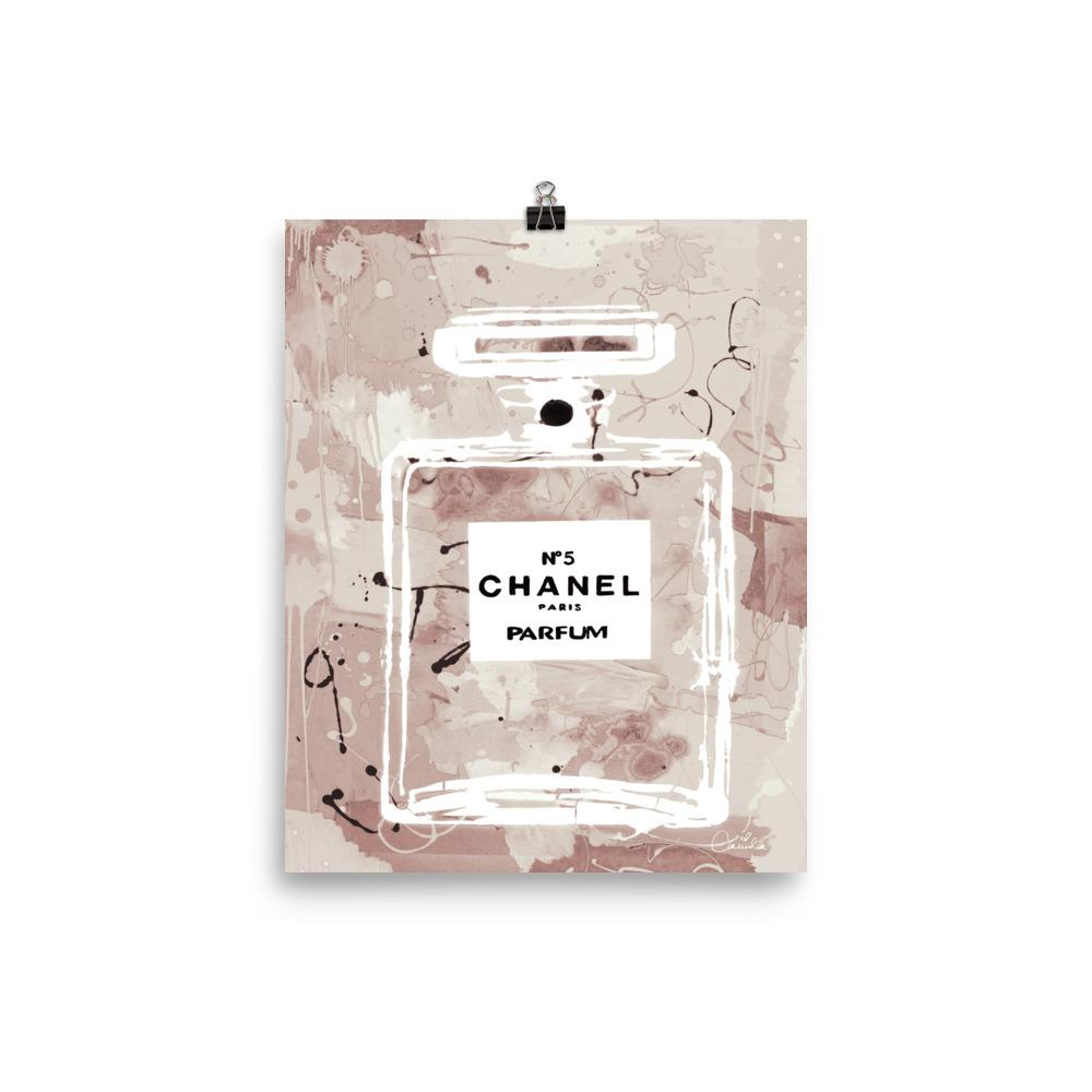 CHANEL Sugar Cookie Poster