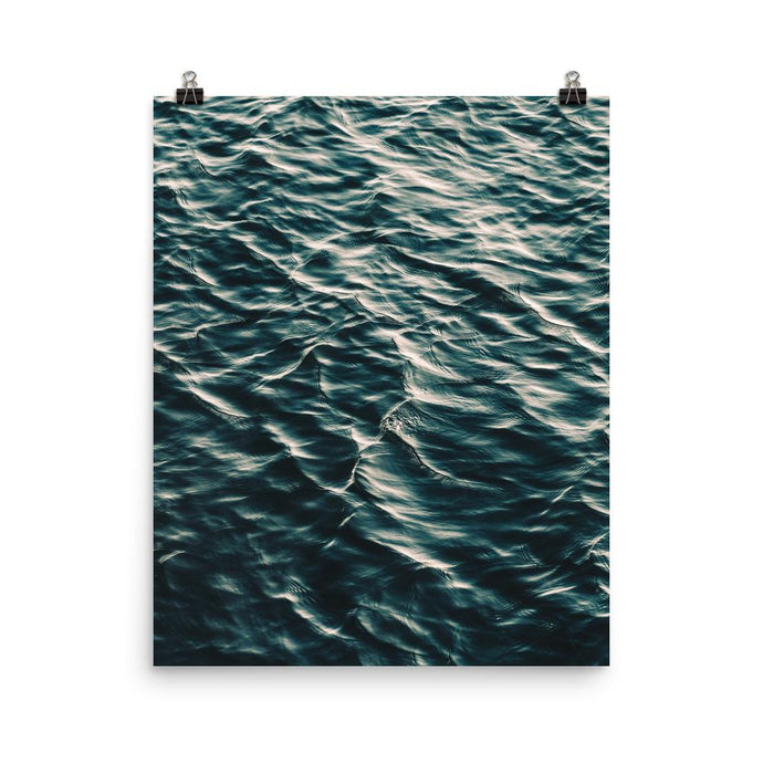 Hojo Waves Poster