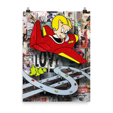 Richie Rich Private Jet II Poster