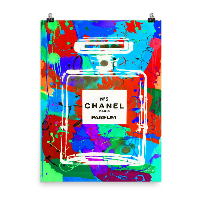 CHANEL No. 2 Poster