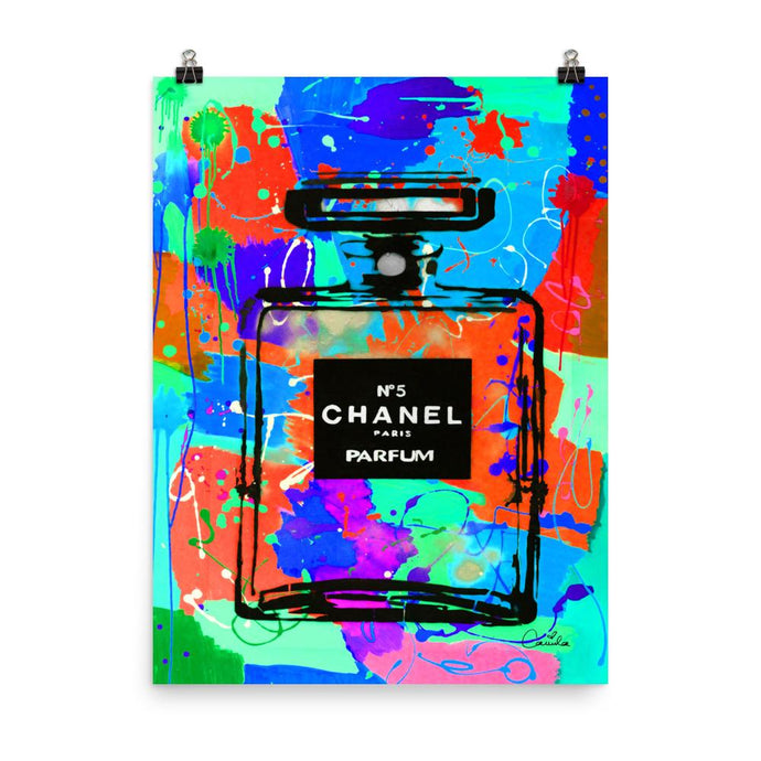 CHANEL No. 3 Poster
