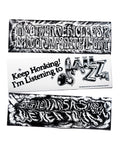 Bumper Sticker 3 Pack