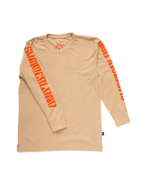 Hemp Long Sleeve Tee