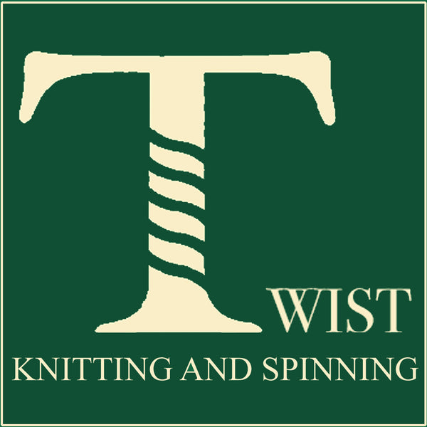 Twist Knitting and Spinning