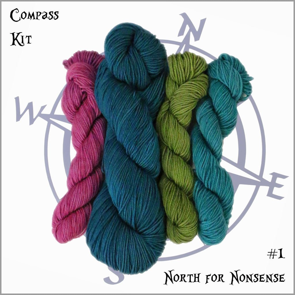 Wonderland Yarns Compass Kit