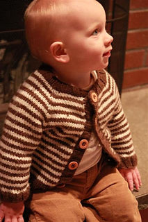 Little Coffee Bean Sweater Kit