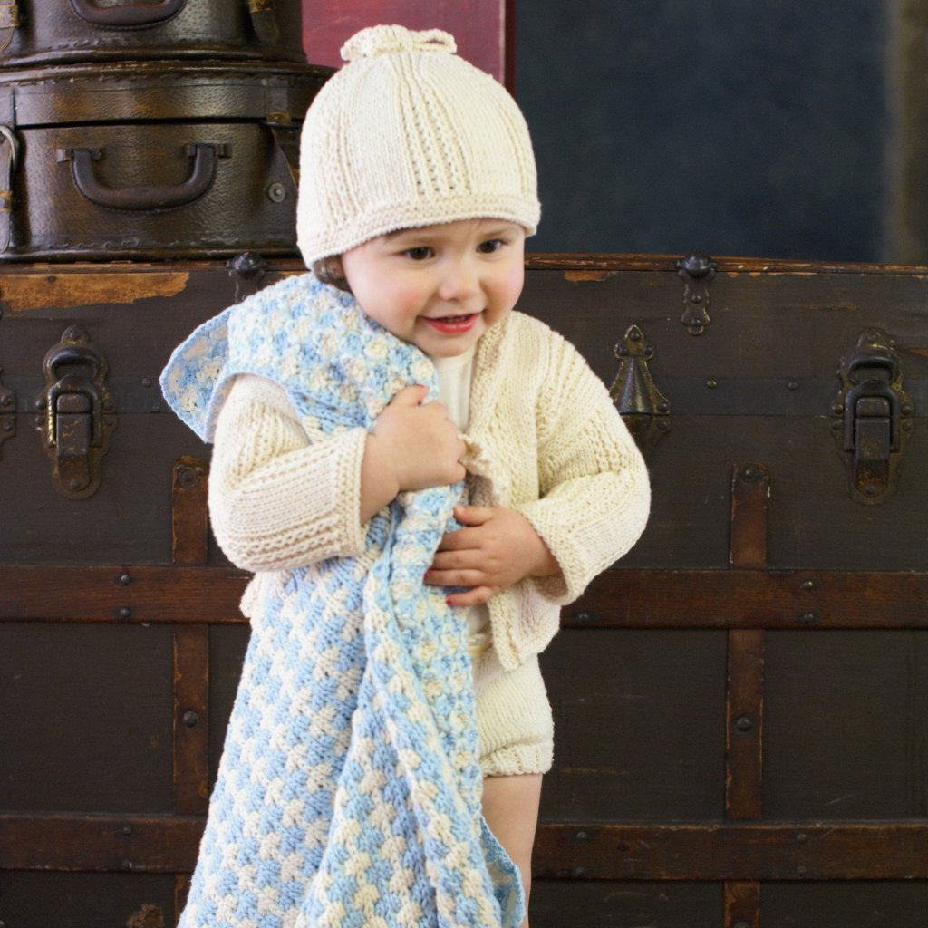 Appalachian Baby Campbell Blanket Kit