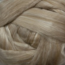 Camel-Silk 50-50 Top Spinning Fiber