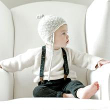 Appalachian Baby LA-LA Leggings and Earflap Hat