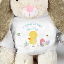 Load image into Gallery viewer, Personalised Easter Meadow Bunny Rabbit