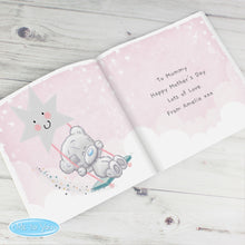 Load image into Gallery viewer, Personalised Tiny Tatty Teddy Mummy You're A Star, Poem Book