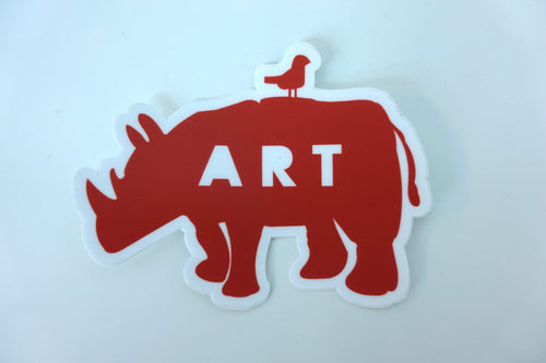 RiNo Art Sticker