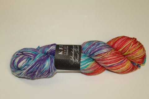 KFI Hand Painted Yarn