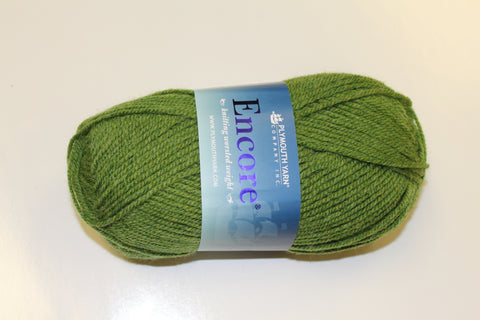 Encore Yarn Color 6004