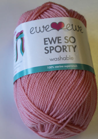 Ewe so sporty color #05 yarn