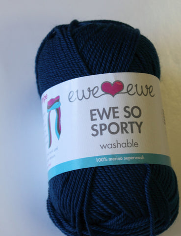 Ewe so sporty color #78 yarn