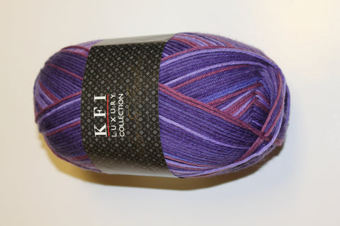 KFI Luxury Self Striping Yarn 1509