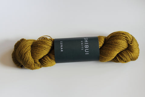 Shibui Lunar Yarn Color Pollen