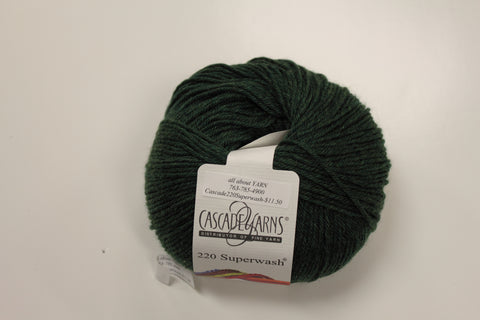 Cascade 220 Superwash Yarn Color 1918