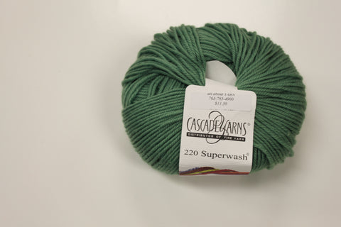 Cascade 220 Superwash Yarn Color 226