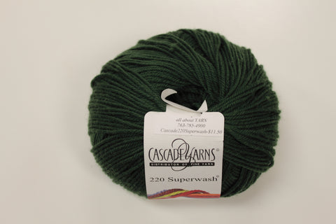 Cascade 220 Superwash Yarn Color 801