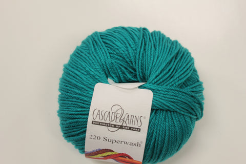 Cascade 220 Superwash Yarn Color 810