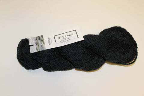 Blue Sky Fibers Woolstock Midnight Sea