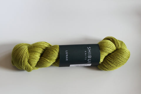 Shibui Lunar Yarn Color Apple