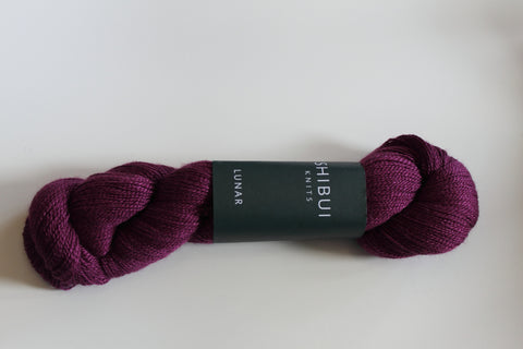 Shibui Lunar Yarn Color Imperial