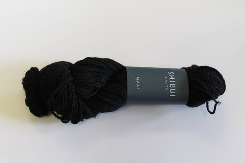 Shibui Maai Yarn Color Abyss