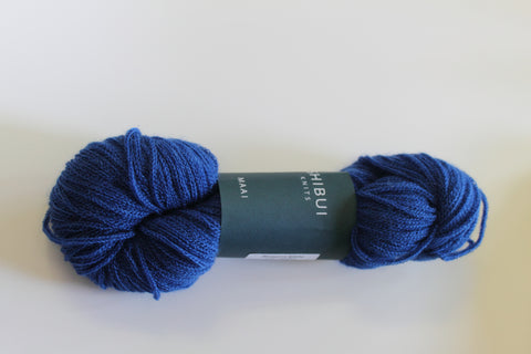 Shibui Maai Yarn Color Blueprint