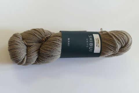 Shibui Maai Yarn Color Caffeine