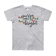 Merry & Bright - Christmas Mickey Lights Youth