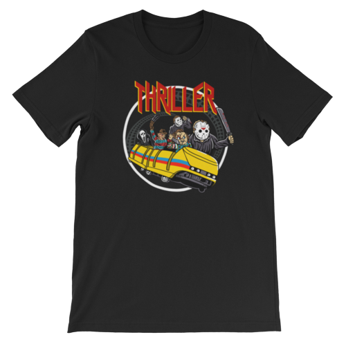 Thriller - Halloween Horror Nights - Unisex Tee